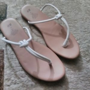 Size 7 sandles from H&M